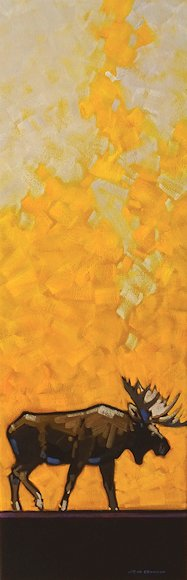 "Image of art work ""A Golden Glow"""