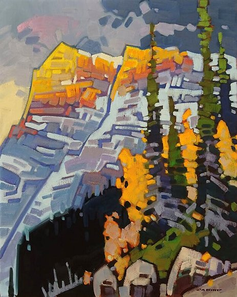 "Image of art work ""Backside Light Rundle"""