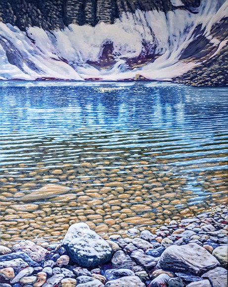 "Image of art work ""Ripples and Reflections"""