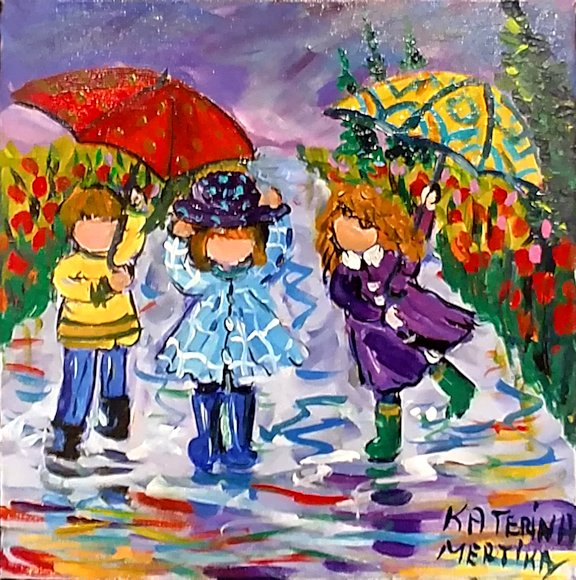"Image of art work ""Whatever the Weather"""